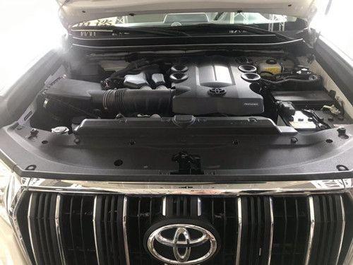 20款丰田普拉多4000  VX顶配版本多少钱