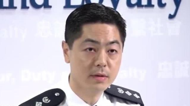"""香港30名""""黄师""""带领学生纵火堵路 将被重惩"""