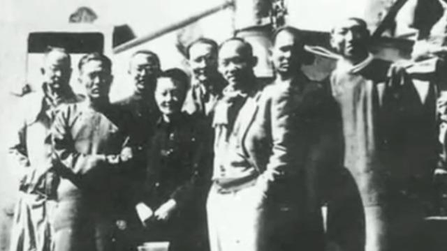香港民主人士被蒋介石暗杀 共产党成功将其救出