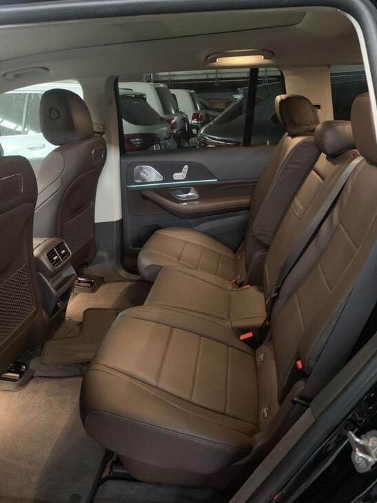 20款奔驰GLS450时尚新选择 尊享奢华头等舱