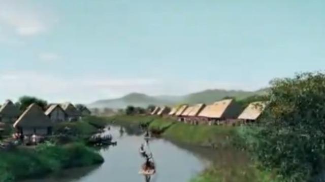 5000多年的文明遗迹矗立在大地 是发现最早的国家文明!