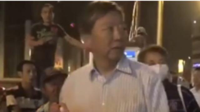 """乱港分子李卓人被市民指着鼻子骂""""汉奸"""" 当场呆住"""
