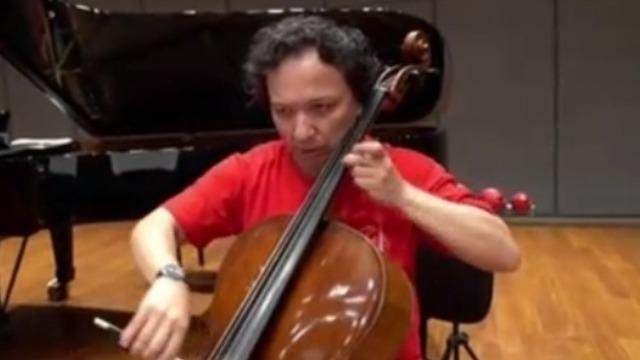 音乐家朱亦兵放弃国外百万年薪 他回到中国后都做了什么?