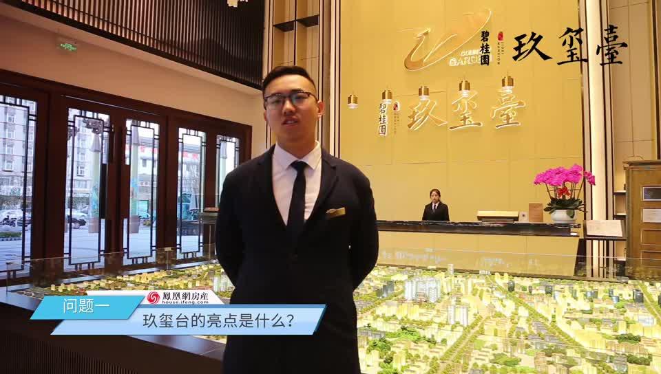 碧桂园玖玺台:置业顾问眼里的购房者