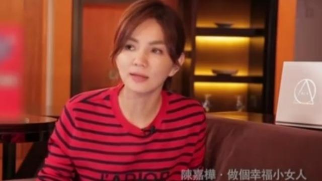 """陈嘉桦自曝结婚理由 鲁豫:真是一对""""奇葩""""夫妻!"""
