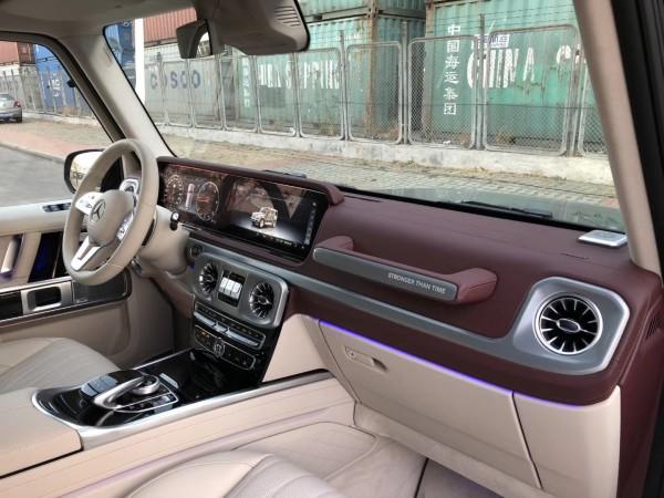 19款奔驰G500时光铭刻版现车最新售价