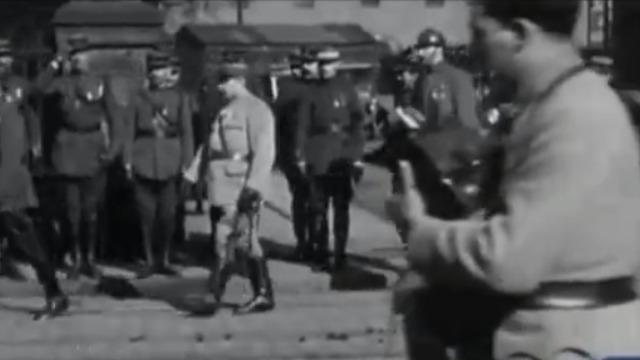 因俄罗斯退出一战 德国鼓起了最后一搏的勇气