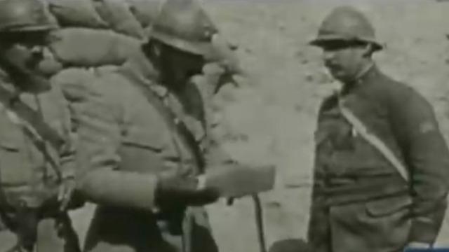 一战期间 德国率先发起毒气弹 杀伤力巨大!