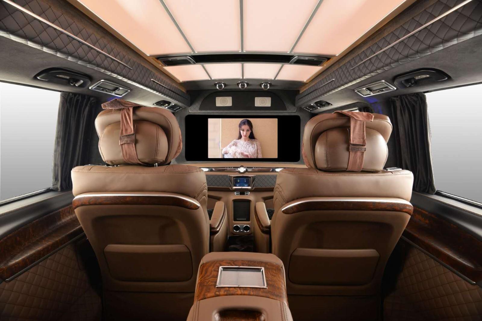 2020款奔驰V级改装VS680传承百年品质  咨询热线:15088779054