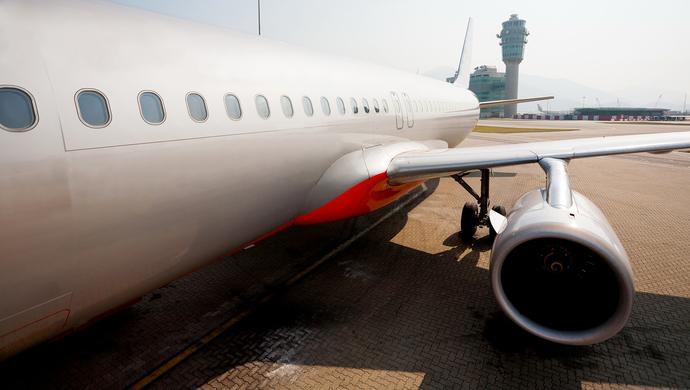 交不起停机费,香港航空7架飞机被扣留了