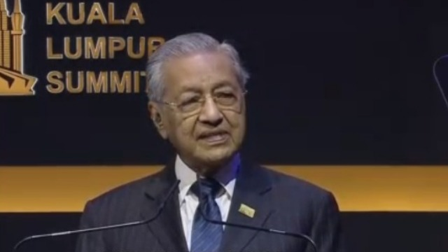 凤凰正点播报|马来西亚举行吉隆坡峰会20191220(完整版)