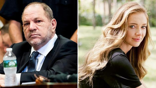韦恩斯坦 韦恩斯坦又被起诉!波兰模特自曝16岁遭其性侵