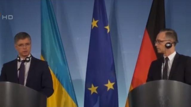特朗普宣布将制裁北溪2号项目 乌克兰外长给德国出谋划策