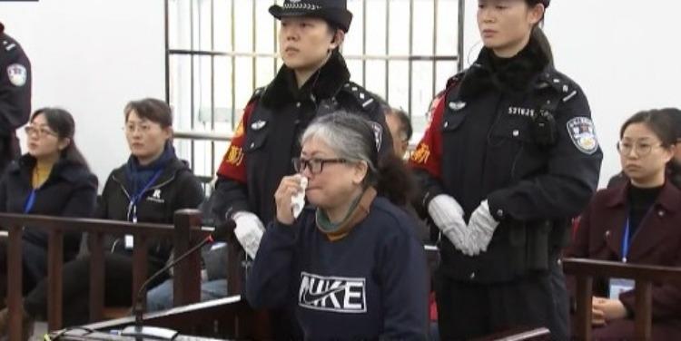 涉孙小果案19人全判了!庭审视频曝光,其母抹泪