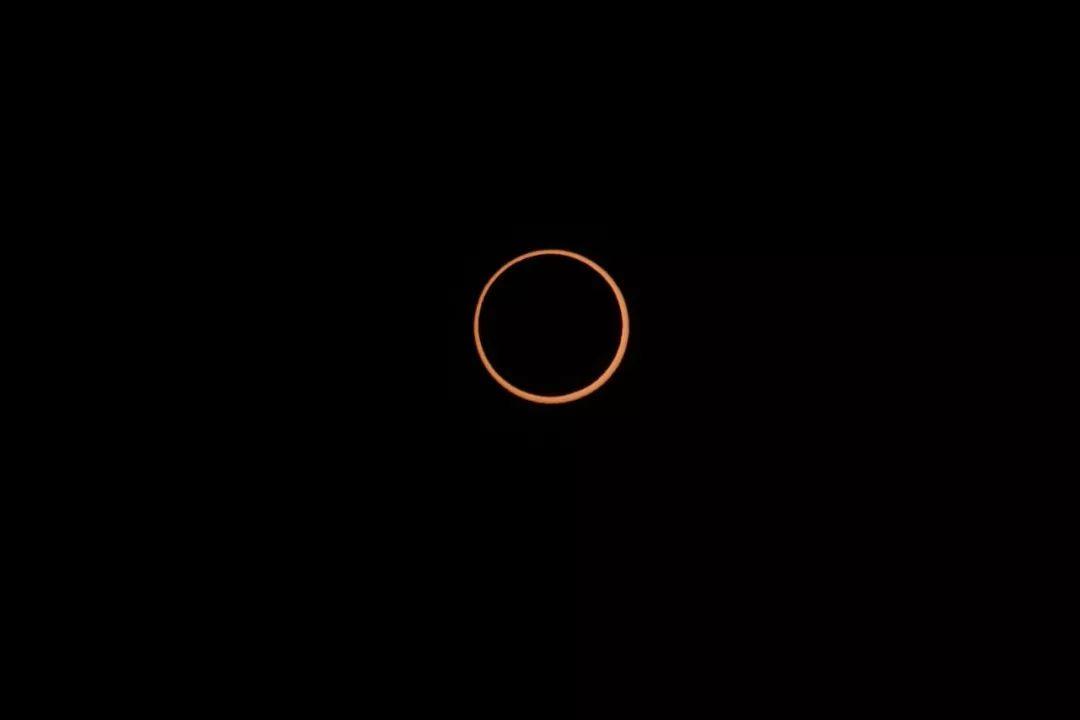 日環食天象什么時候上演?我國全境都可以觀測到日偏食