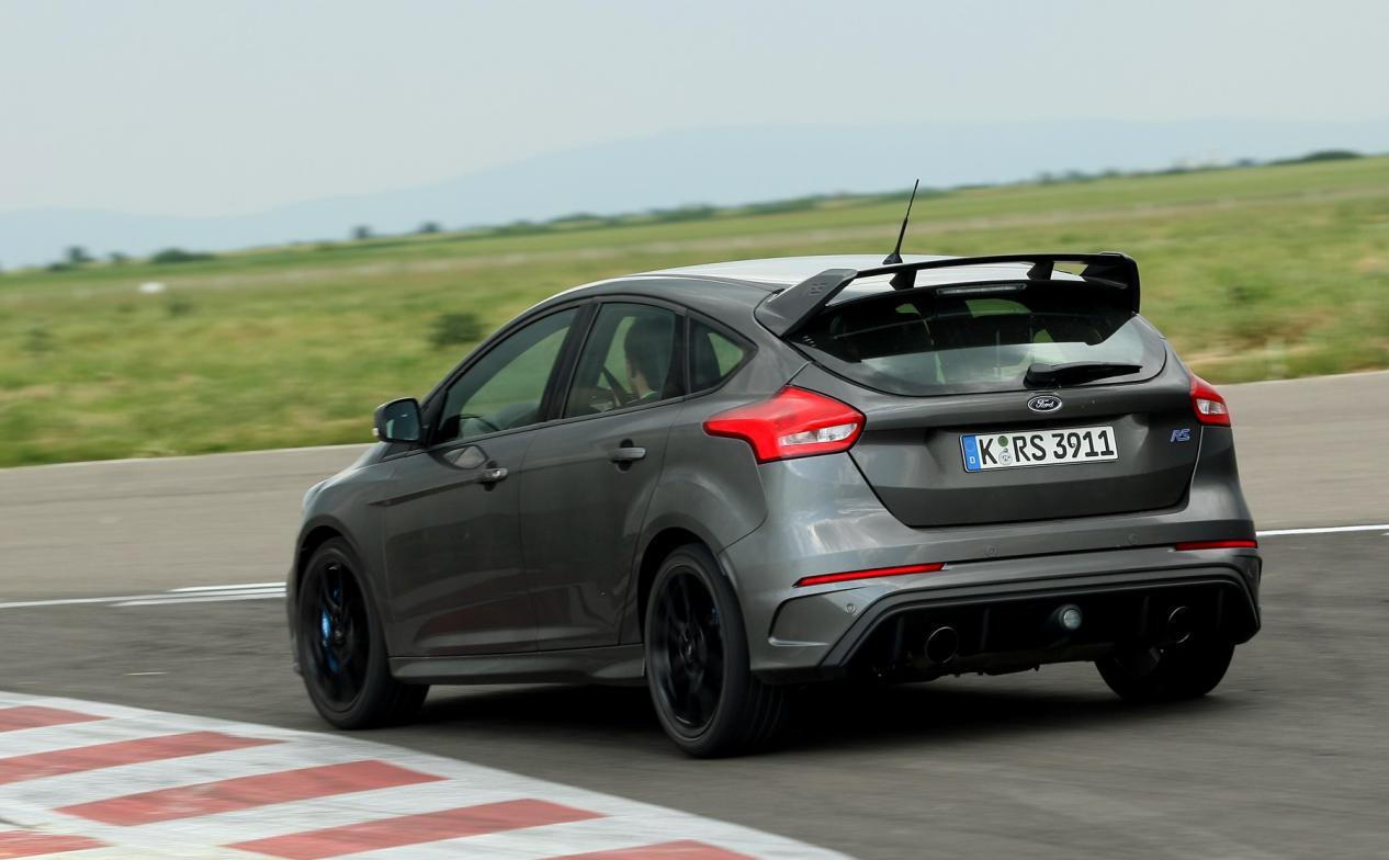 全新福特福克斯RS或將采用電氣化驅動