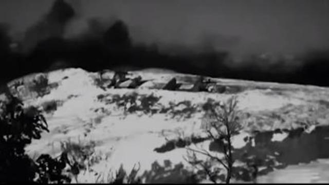 志愿军老兵忆长津湖之战攻入美军北极熊团指挥部