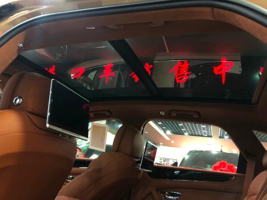 20款宾利添越  绝对超豪华SUV的领路人.