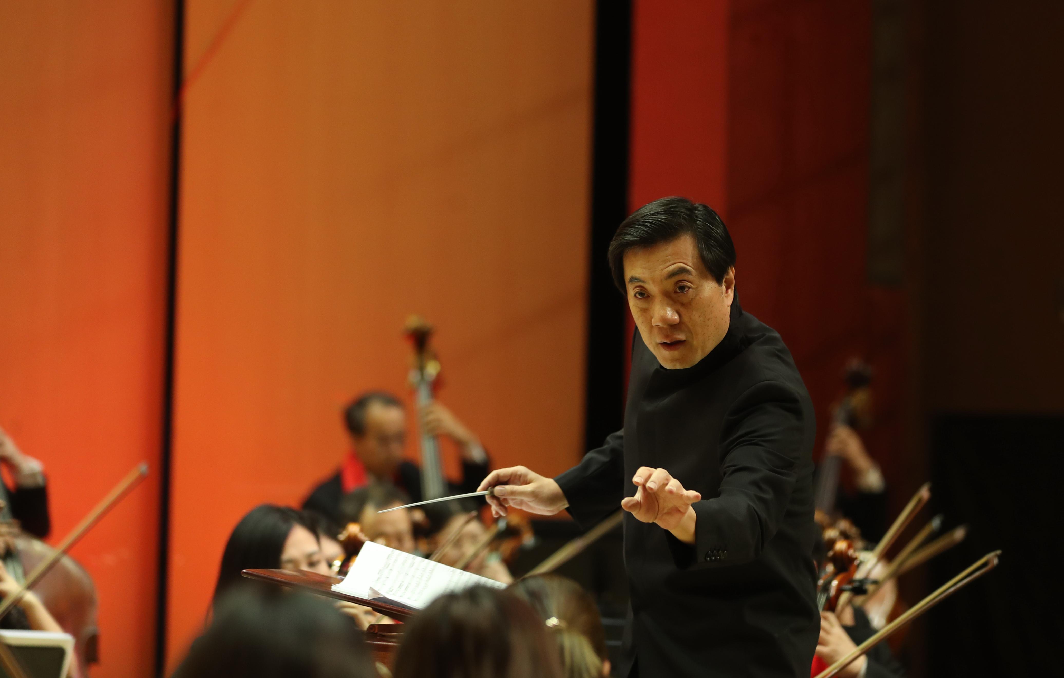 长春市2021新年音乐会举行