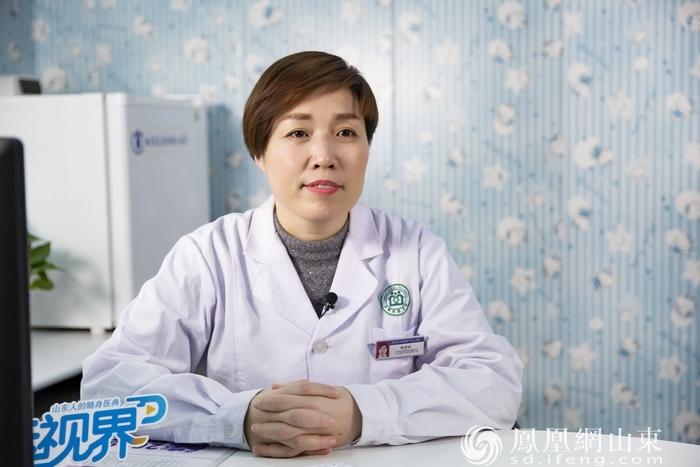济南市市中区党家街道办事处社区卫生服务中心预防接种门诊主任 韩德新