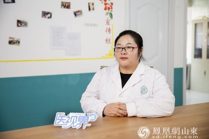 济南市市中区中海舜德社区卫生服务站预防接种科主任 何娜