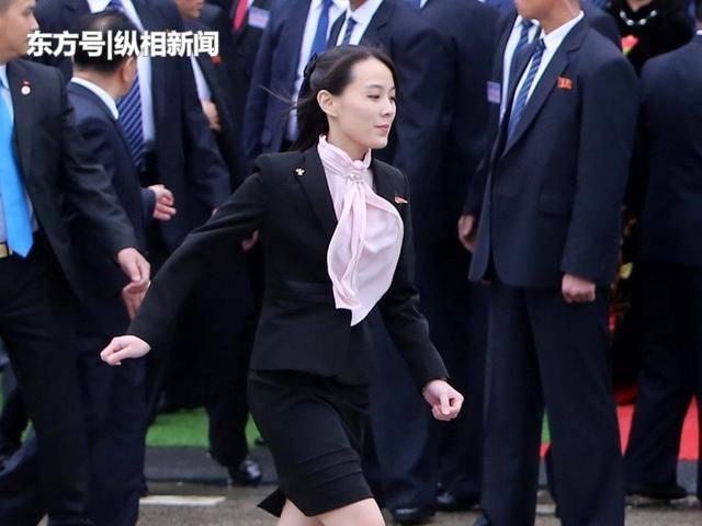 """""""第一妹妹""""金與正再獲晉升 正式步入朝鮮決策核心圈(圖)"""