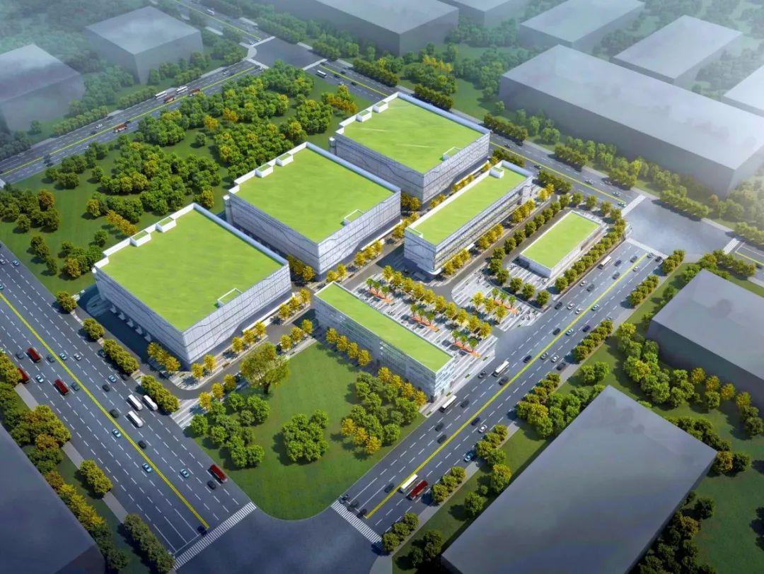 该项目投资总额达110亿元,预计年产值可达百亿元,税收超亿元。