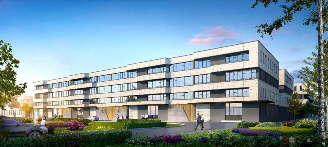 中南高科·创科谷项目总规划面积138亩,总建筑面积约17.6万平方米,总投资额15亿元。