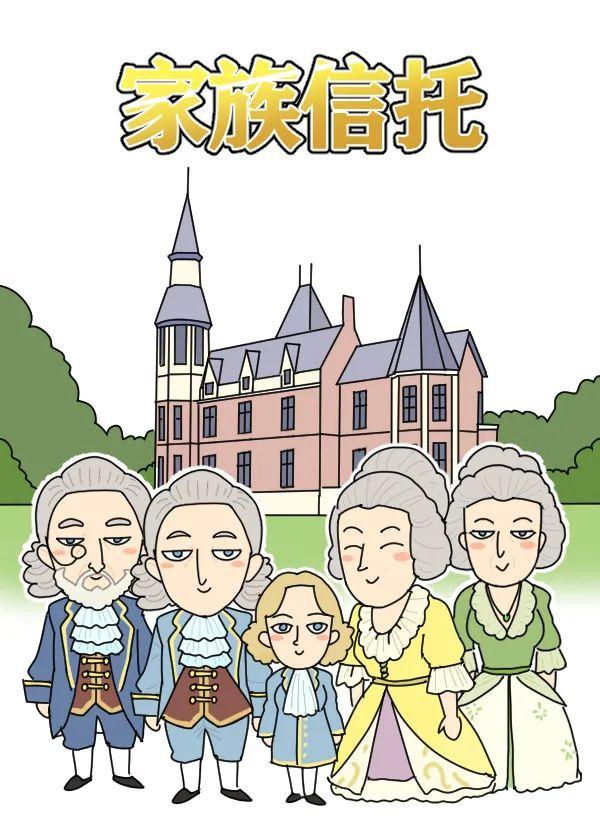 《民法典》即将上线,家族财富传承会有哪些改变?|大鱼漫画