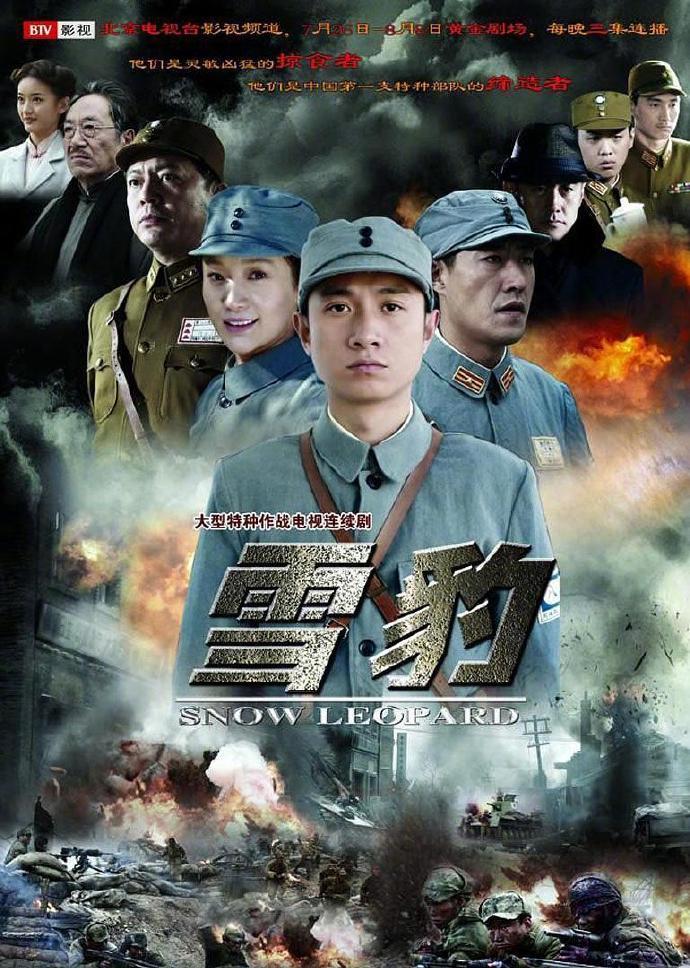 雪豹 电视剧 经典国产剧《雪豹》将拍电影版 文章确认回归