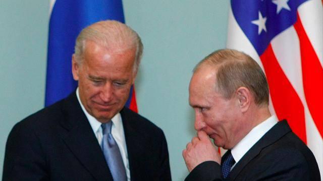 俄总统普京致函美国当选总统拜登祝其新年快乐