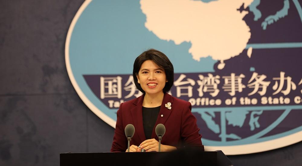 台陆委会声称审慎接种大陆疫苗 国台办回应