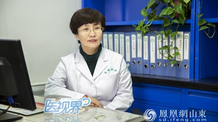 济南市妇幼保健院社区中心主任 苗智莹