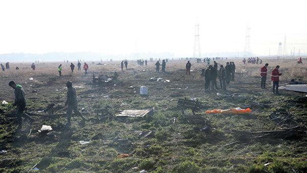 烏克蘭使館更改墜機原因說法,墜毀原因有待進一步查證