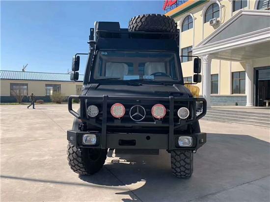 乌尼莫克U4000四驱越野房车 全国最后一台