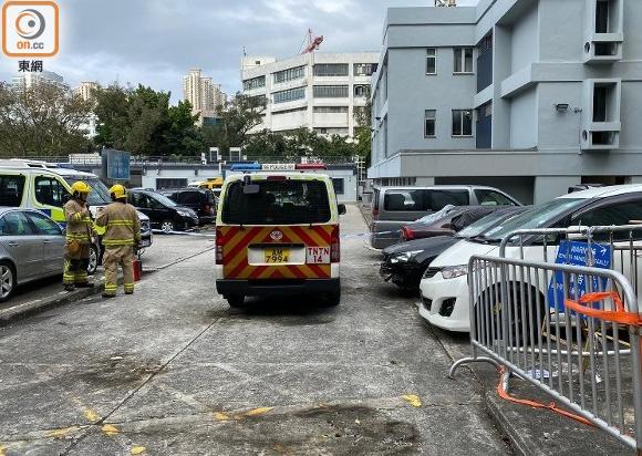 香港上水警署又遭暴徒扔汽油彈 兩個月內第四次