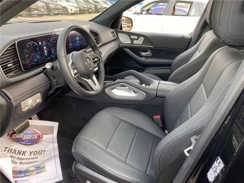 20款奔驰GLS450商务6座港口现车报价...