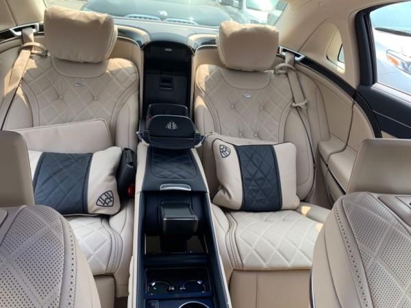 2019款奔驰迈巴赫S650尊贵身份天津港价格