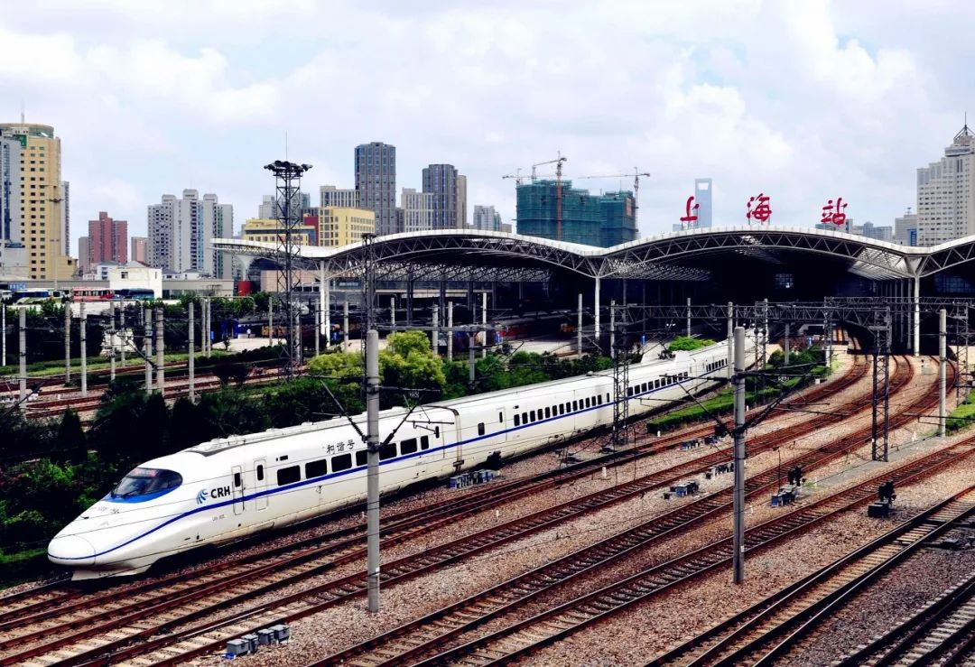 京沪高铁开通 京沪高铁:一场非同寻常的上市