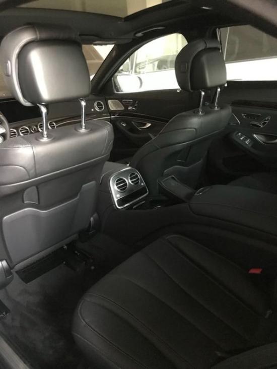 19款奔驰S450长轴四驱版 价格配置介绍.