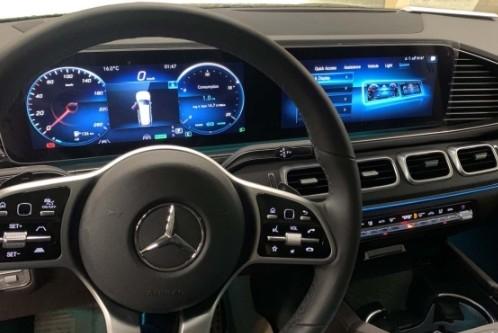 2020款奔驰GLS450让利风格硬朗简约高贵