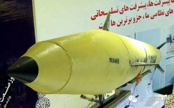 伊朗空袭美军基地的法塔赫313导弹 他的技术来源的中国东方11?