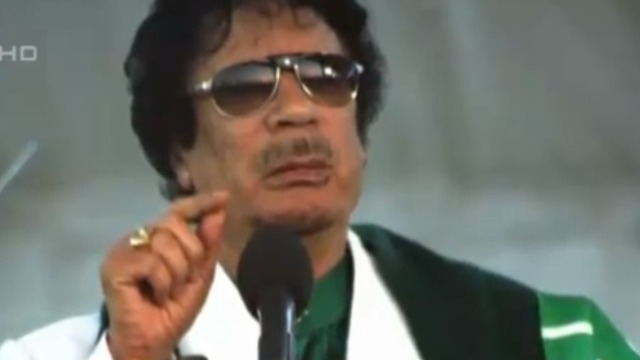 卡扎菲在任时期投资数百亿 立志脱离西方国家让非洲崛起