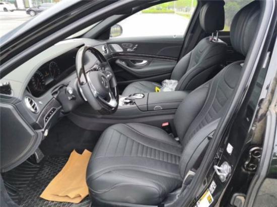 19款奔驰S560天津现车配置价格解读倾情钜