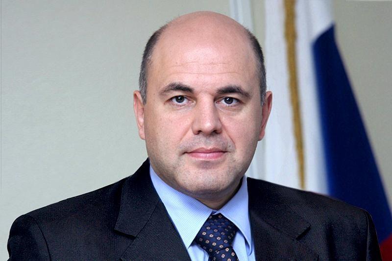 普京提议税务局局长米舒斯金出任总理