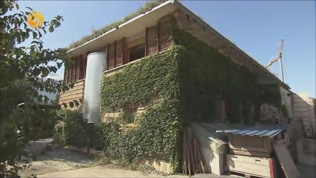 夯土房中国人最熟悉不过 欧洲人现在却如获至宝