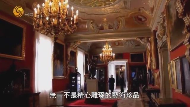 波兰国王的皇宫有小凡尔赛之称 在这里你还能找到中国