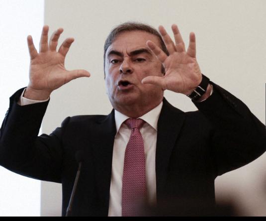 戈恩索要25万欧元离职补偿金 雷诺回怼 (图)