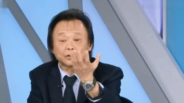 """听说蓝营想改名 """"台湾小丑""""王世坚跳出来了"""