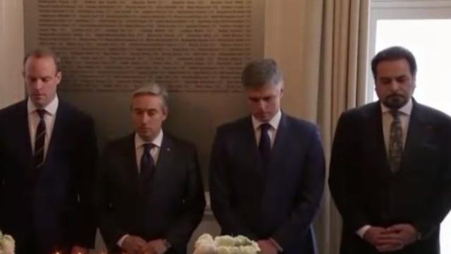 伊朗误击落乌克兰客机 五国促其赔偿乌客机遇难者家属